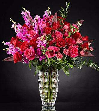 The FTD Heart Wishes Luxury Bouquet In Dearborn MI