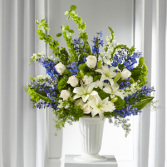 The FTD Heartfelt Hope Arrangement Vase Arrangement