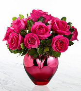The FTD® Hold Me in Your Heart™ Rose Bouque
