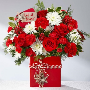 The FTD® Holiday Cheer™  Bouquet in Orcutt, CA | Back Porch Fresh Flowers & Gift