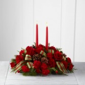 The FTD Holiday Classice Centerpiece