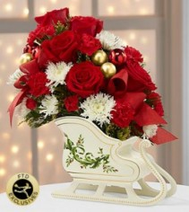 The FTD® Holiday Traditions™ Bouquet On Sale Now