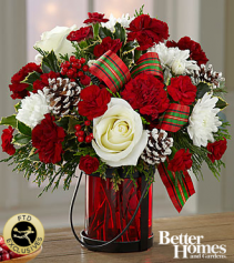The FTD® Holiday Wishes™ Bouquet by Better Homes a C-6