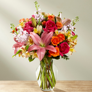The FTD® Into the Woods™ Bouquet   in Valley City, OH | HILL HAVEN FLORIST & GREENHOUSE