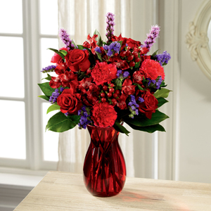 The FTD® Love is Grand™ Bouquet - VASE INCLUDED