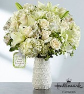 The FTD® Loved, Honored and Remembered™ Bouquet by sympathy flowers
