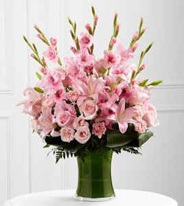 The FTD® Lovely Tribute™ Bouquet S20-4482