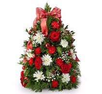 The FTD® Make it Merry™ Tree Arrangment