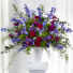 The FTD  Memorial of Life Arrangement Vase Arrangement