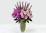 The FTD Modern Royalty Bouquet Vase Arrangement