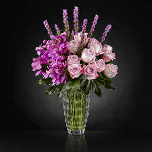 The FTD® Modern Royalty™ Luxury Bouquet Bouquet- VASE INCLUDED
