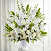 The FTD Morning Stars Arrangement Vase Arrangement