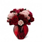 The FTD My Heart to Yours Rose Bouquet 15-V4