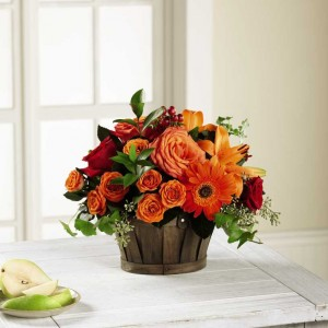 The FTD® Nature's Bounty™ Bouquet  in Auburn, AL | AUBURN FLOWERS & GIFTS