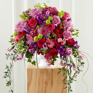 The FTD Our Love Eternal Arrangement  Vase Arrangement