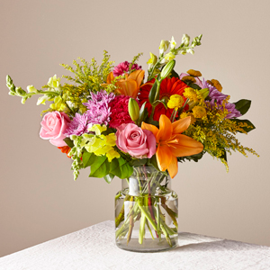 The FTD Party Punch Bouquet