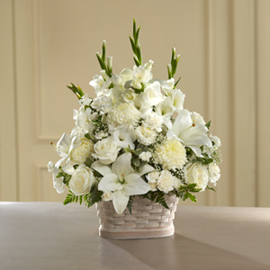 The FTD® Peaceful Passage™ Arrangement