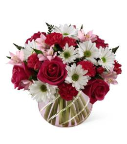 The FTD Perfect Blooms Bouquet Flower Arrangement