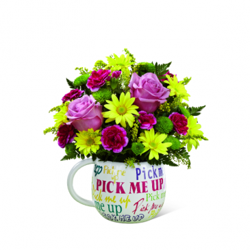 The FTD® Pick-Me-Up FTD Bouquet