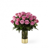 The FTD Pure Beauty Lavender Rose Bouquet