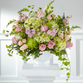 The FTD Radiant Embrace Arrangement Vase Arrangement
