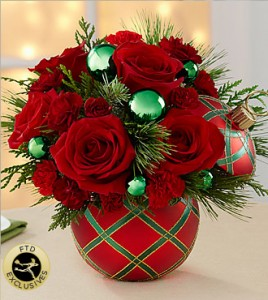 THE FTD SEASONS GREETINGS BOUQUET In Canon City CO