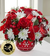 The Season's Greeting Bouquet