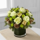 The FTD Season's Sparkle Bouquet
