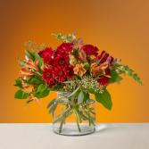 The FTD Sedona Sunset Bouquet