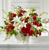 The FTD Sentiments of Love Arrangement  Basket Arrangement