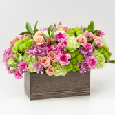 The FTD Simple Charm Boquet Vase Arrangement