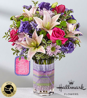 The FTD So Very Loved Bouquet By Hallmark  in Valley City, OH | HILL HAVEN FLORIST & GREENHOUSE