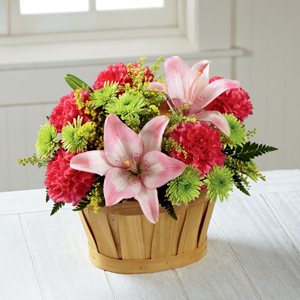 The FTD® Soft Persuasion™ Bouquet C11-5171 Vased Arrangement
