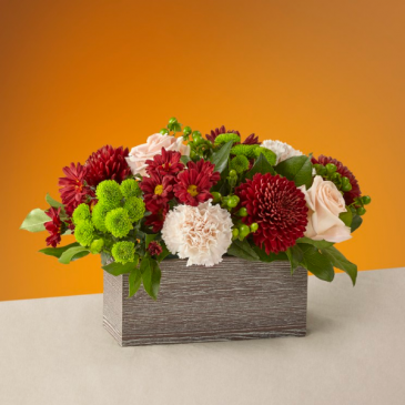 The FTD Spiced Wine Bouquet