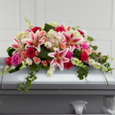 The FTD Splendid Grace Casket Spray Casket Spray