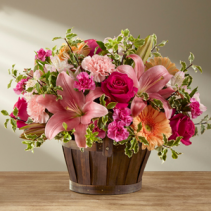 The FTD® Spring Garden® Basket