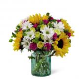 The FTD Sunlit Meadows Bouquet