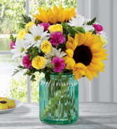 The FTD® Sunlit Meadows™ Bouquet by Better Homes