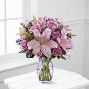 The FTDR Sweet DevotionTM Bouquet By Better Homes A Birthday In