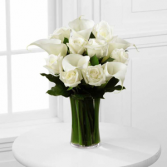 The FTD® Sweet Solace™ Bouquet - Vase Included