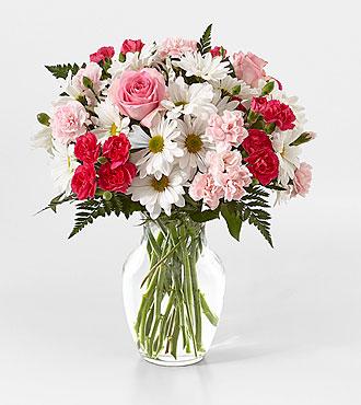 The FTD Sweet Surprises Bouquet