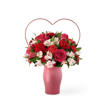 The FTD Sweet & Swooning Bouquet