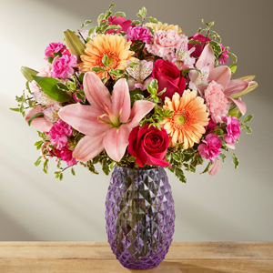 The FTD® Sweet Talk™ Bouquet  in Valley City, OH | HILL HAVEN FLORIST & GREENHOUSE