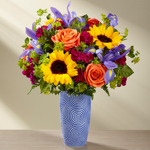 The FTD® Touch of Spring® Bouquet  in Valley City, OH | HILL HAVEN FLORIST & GREENHOUSE