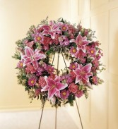 The FTD We Fondly Remember Wreath Wreath #6