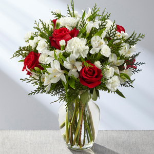 The FTD® Winter Walk™ Bouquet  in Valley City, OH | HILL HAVEN FLORIST & GREENHOUSE