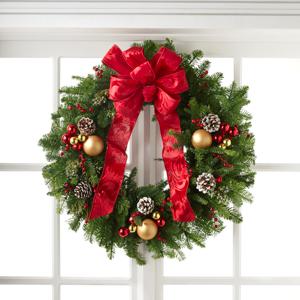 The FTD® Winter Wonders™ Wreath Wreath