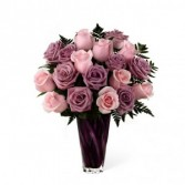The FTD Royal Treatment Rose Bouquet 15-V10