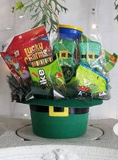 Get your green on Gift Basket