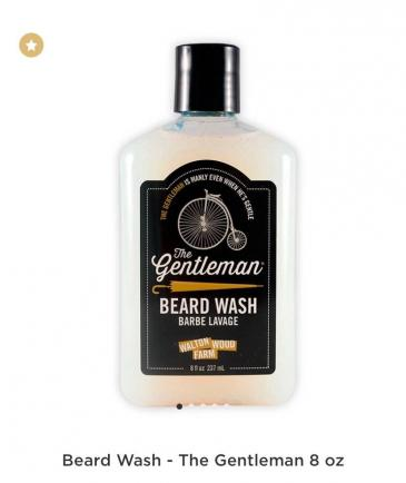 The Gentleman Beard Wash Fathers Day
